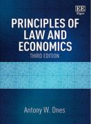 Cover of Principles of Law and Economics
