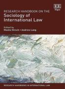 Cover of Research Handbook on the Sociology of International Law
