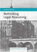 Cover of Rethinking Legal Reasoning