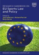 Cover of Research Handbook on EU Sports Law and Policy