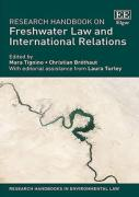 Cover of Research Handbook on Freshwater Law and International Relations