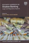 Cover of Research Handbook on Shadow Banking: Legal and Regulatory Aspects