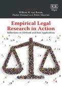 Cover of Empirical Legal Research in Action: Reflections on Methods and Their Applications