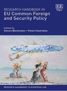 Cover of Research Handbook in EU Common Foreign Policy and Security Policy
