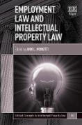 Cover of Employment Law and Intellectual Property Law