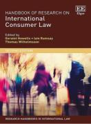 Cover of Handbook of Research on International Consumer Law