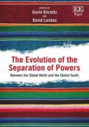 Cover of The Evolution of the Separation of Powers: Between the Global North and the Global South