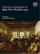 Cover of Research Handbook on Not-for-Profit Law