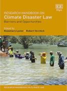 Cover of Research Handbook on Climate Disaster Law: Barriers and Opportunities