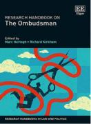 Cover of Research Handbook on the Ombudsman