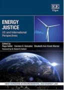 Cover of Energy Justice: US and International Perspectives