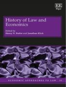 Cover of History of Law and Economics
