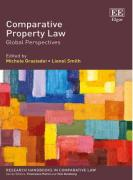 Cover of Comparative Property Law: Global Perspectives