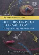 Cover of The Turning Point in Private Law: Ecology, Technology and the Commons