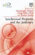 Cover of Intellectual Property and the Judiciary