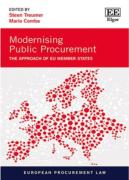 Cover of Modernising Public Procurement: The Approach of Eu Member States