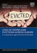 Cover of Loss of Homes and Evictions Across Europe: A Comparative Legal and Policy Examination