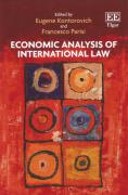 Cover of Economic Analysis of International Law