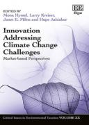 Cover of Innovation Addressing Climate Change Challenges: Market-Based Perspectives