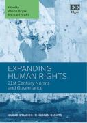 Cover of Expanding Human Rights: 21st Century Norms and Governance