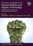Cover of Research Handbook on Human Rights and Digital Technology: Global Politics, Law and International Relations