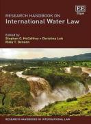 Cover of Research Handbook on International Water Law