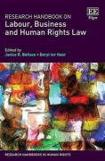 Cover of Research Handbook on Labour, Business and Human Rights Law