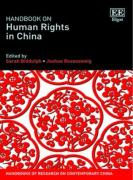Cover of Handbook on Human Rights in China