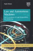 Cover of Law and Autonomous Machines: The Co-Evolution of Legal Responsibility and Technology