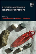 Cover of Research Handbook on Boards of Directors