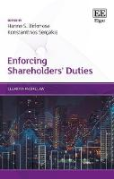 Cover of Enforcing Shareholders' Duties