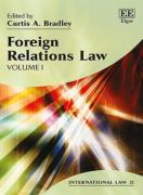 Cover of Foreign Relations Law