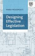 Cover of Designing Effective Legislation