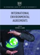 Cover of International Environmental Agreements