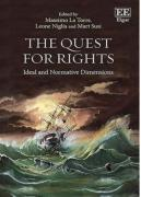 Cover of The Quest for Rights: Ideal and Normative Dimensions