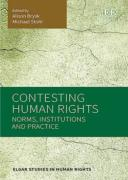 Cover of Contesting Human Rights: Norms, Institutions and Practice