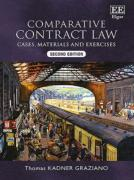 Cover of Comparative Contract Law: Cases, Materials and Exercises
