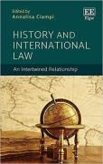 Cover of History and International Law: An Intertwined Relationship