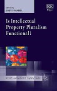 Cover of Is Intellectual Property Pluralism Functional?