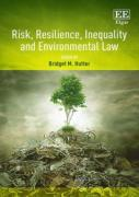 Cover of Risk, Resilience, Inequality and Environmental Law