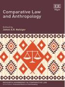 Cover of Comparative Law and Anthropology