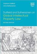 Cover of Dutfield and Suthersanen on Global Intellectual Property Law