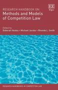Cover of Research Handbook on Methods and Models of Competition Law