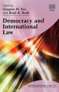 Cover of Democracy and International Law