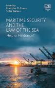 Cover of Maritime Security and the Law of the Sea: Help or Hindrance?