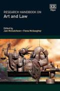Cover of Research Handbook on Art and Law