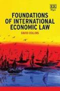 Cover of Foundations of International Economic Law