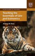 Cover of Teaching the Essentials of Law and Economics