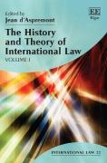 Cover of The History and Theory of International Law