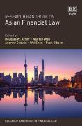 Cover of Research Handbook on Asian Financial Law
